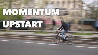 Momentum Upstart : un VAE taillé pour la ville