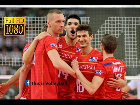 Serbia vs France | 15 July 2016 | Final Round | 2016 FIVB Volleyball World League
