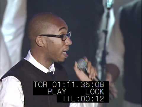 JJ Hairston & Youthful Praise on BET's Bobby Jones Gospel - Powerful God