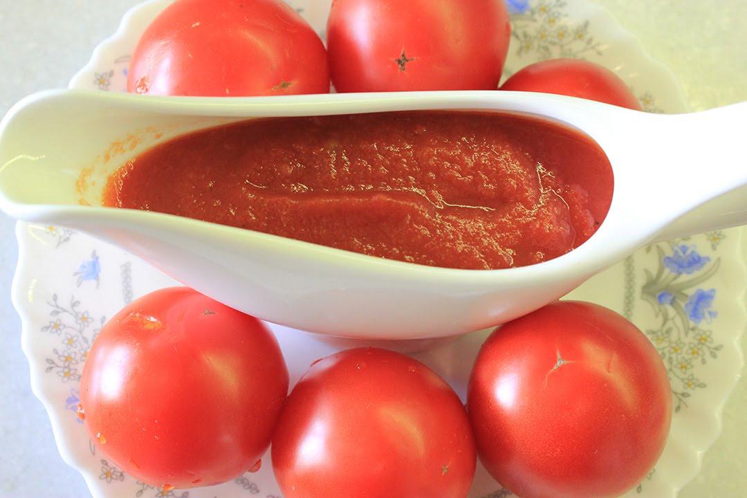 Домашний кетчуп с помидорами и яблоками рекомендации