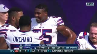 Bills vs Vikings week 3 highlights