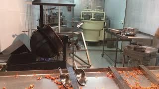 Жаренные орешки в Калелье