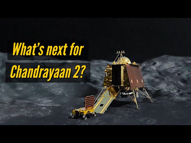 Chandrayaan Leaves Earth's Orbit Headed To The Moon