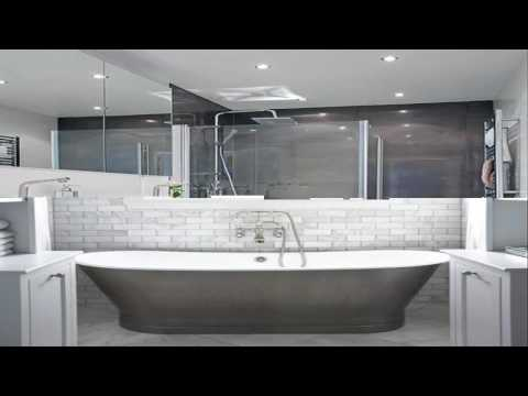 Grey And White Bathroom Designs
