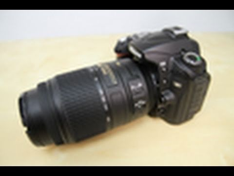 Nikon 55-300mm VR Lens Review and Hands-on | SimplyElectronics.net ...