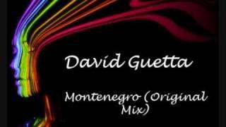 David Guetta - Montenegro (Original Mix)