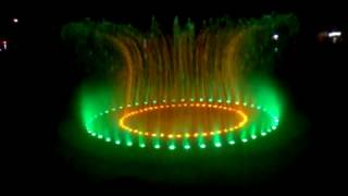 Grand Opening Of Pagadian Plaza Dancing Fountain Sept. 9, 2011 Part 2