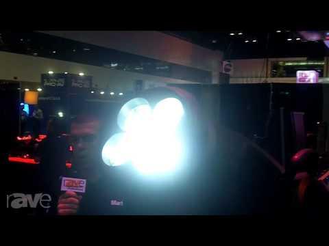 InfoComm 2013: Martin Professional MAC Viper Quadray Projector and Light Solution