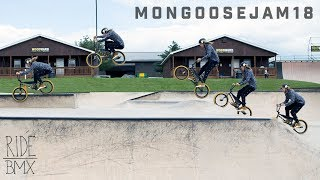 BMX - MONGOOSE JAM 2018 - TEAM CASEY
