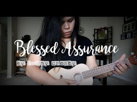 Blessed Assurance Ukulele chords by hymn - Worship Chords