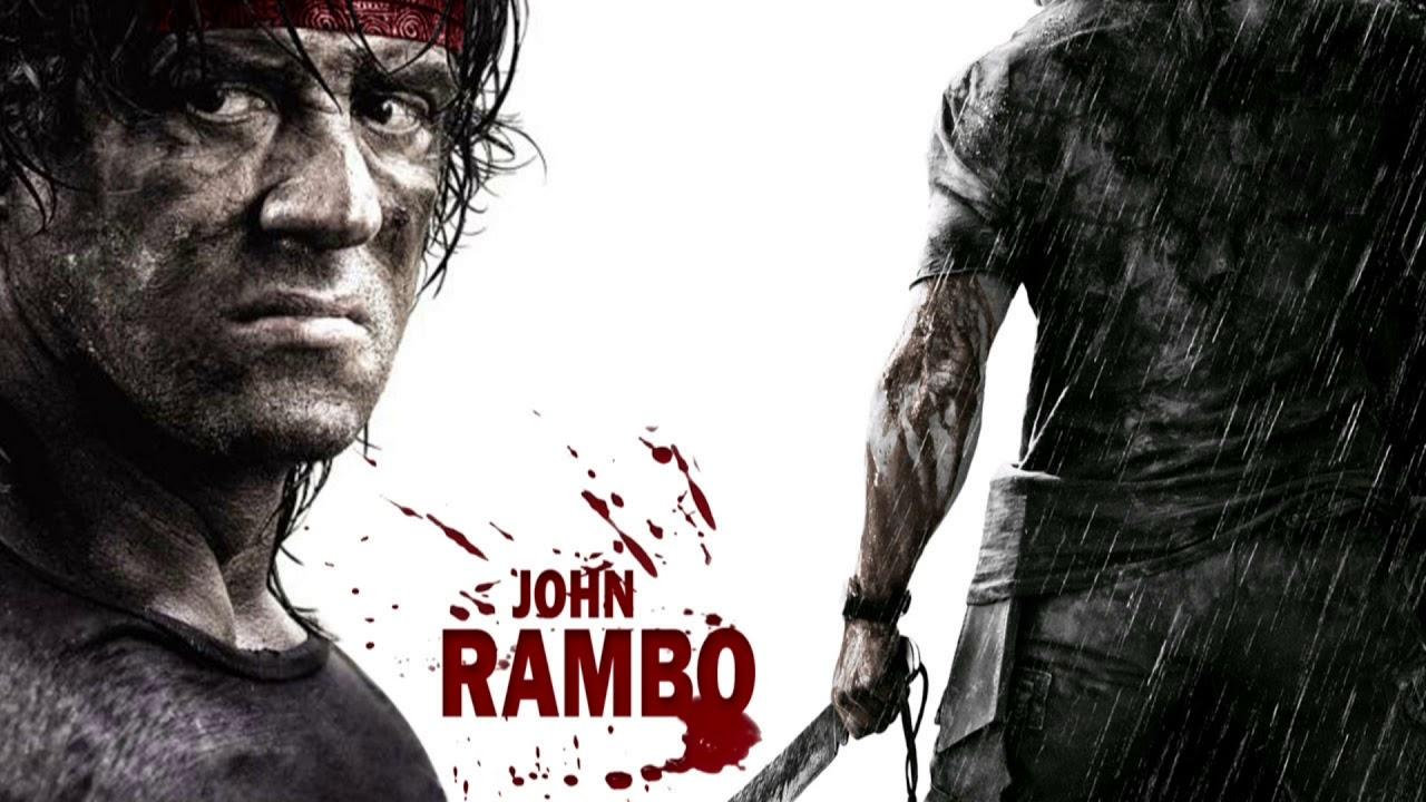 John Rambo Film Zitat Sound Ausrüstung Für 1 Million Job Als Parkwächter