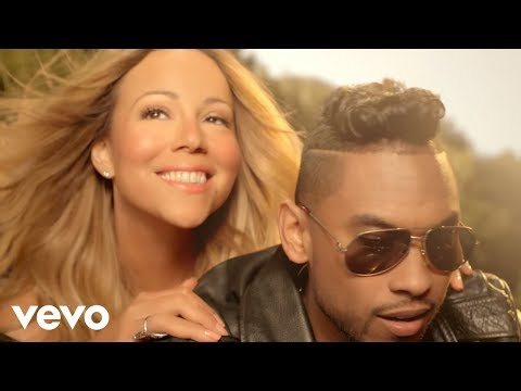 Mariah Carey #beautiful Ft. Miguel