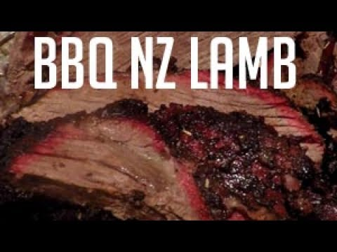 Slow Cooked BBQ NZ Lamb (Leg And Forequarter)