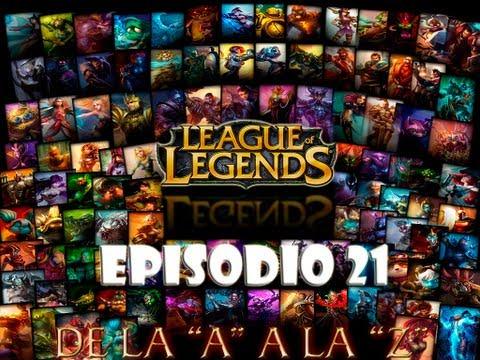 League of Legends De la A a la Z EP21 Fiddlesticks