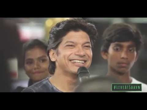 Live@Saavn Featuring Shaan | In Association with Salaam Bombay Foundation