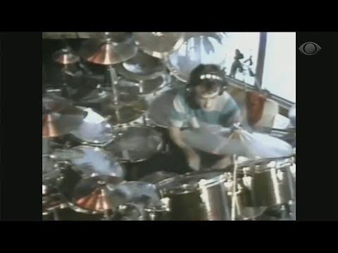 Morre aos 67 anos o baterista do Rush, Neil Peart