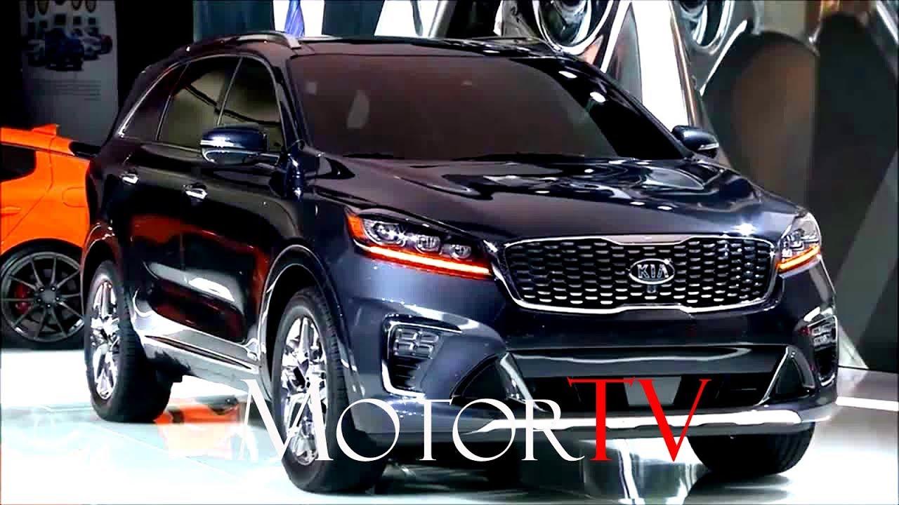 La Auto Show 2017 2019 Kia Soo Reveal L Clip