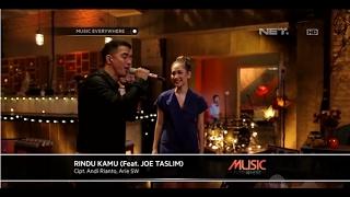 Music Everywhere MLDSPOT - Bunga Citra Lestari Feat Joe Taslim - Rindu Kamu *