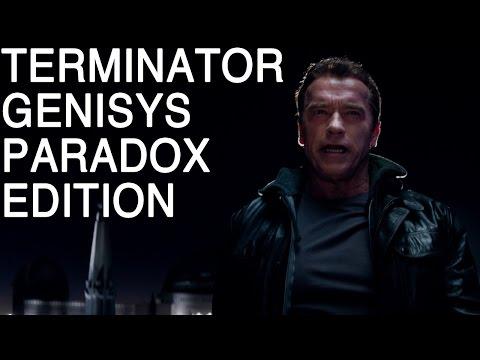 Terminator Genisys Trailer - Paradox Edition