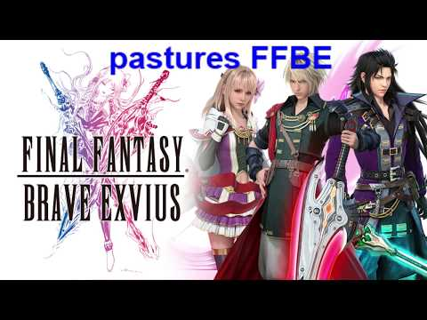 FFBE: Spending ALL My Tickets To Summon For Sephiroth & Lila!! RAINBOW DROPS!!!