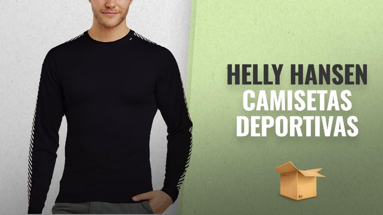 c29b400dd1 10 Mejores Ventas De Helly Hansen: Helly Hansen Men's Lifa Stripe ...
