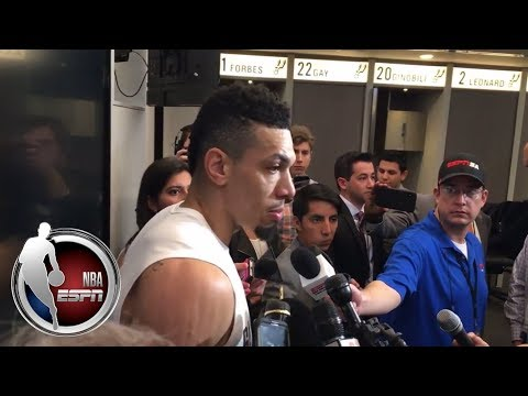 Danny Green on James Harden ruining Spurs' chances at comeback | NBA on ESPN