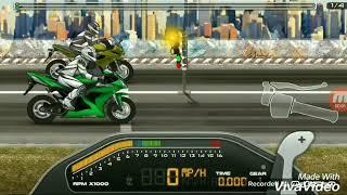 Download Video Motor Ninja vs Motor kawasaki-Tancap Gas MP3 3GP MP4