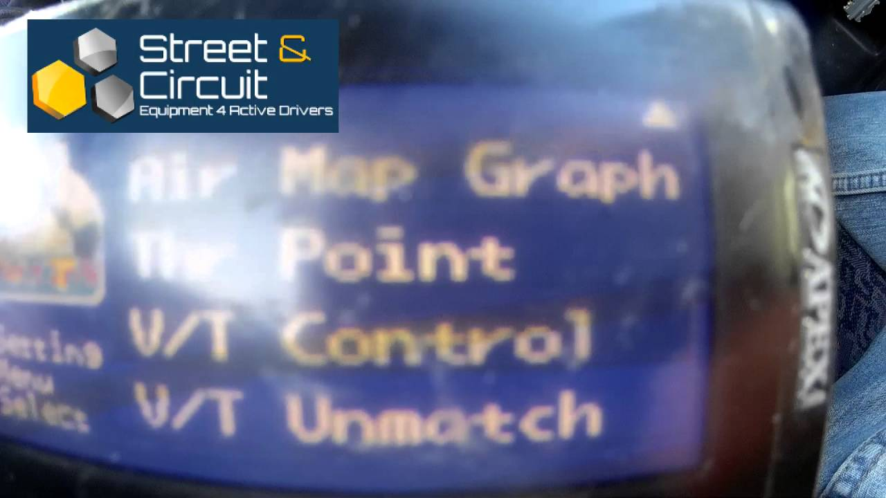 How To Tune With An Apexi Afc Neo Street Circuit Youtube B18c4 Ecu Wiring Diagram