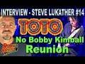 Capture de la vidéo Toto's Steve Lukather Says Don't Expect A Bobby Kimball Reunion - Interview #14