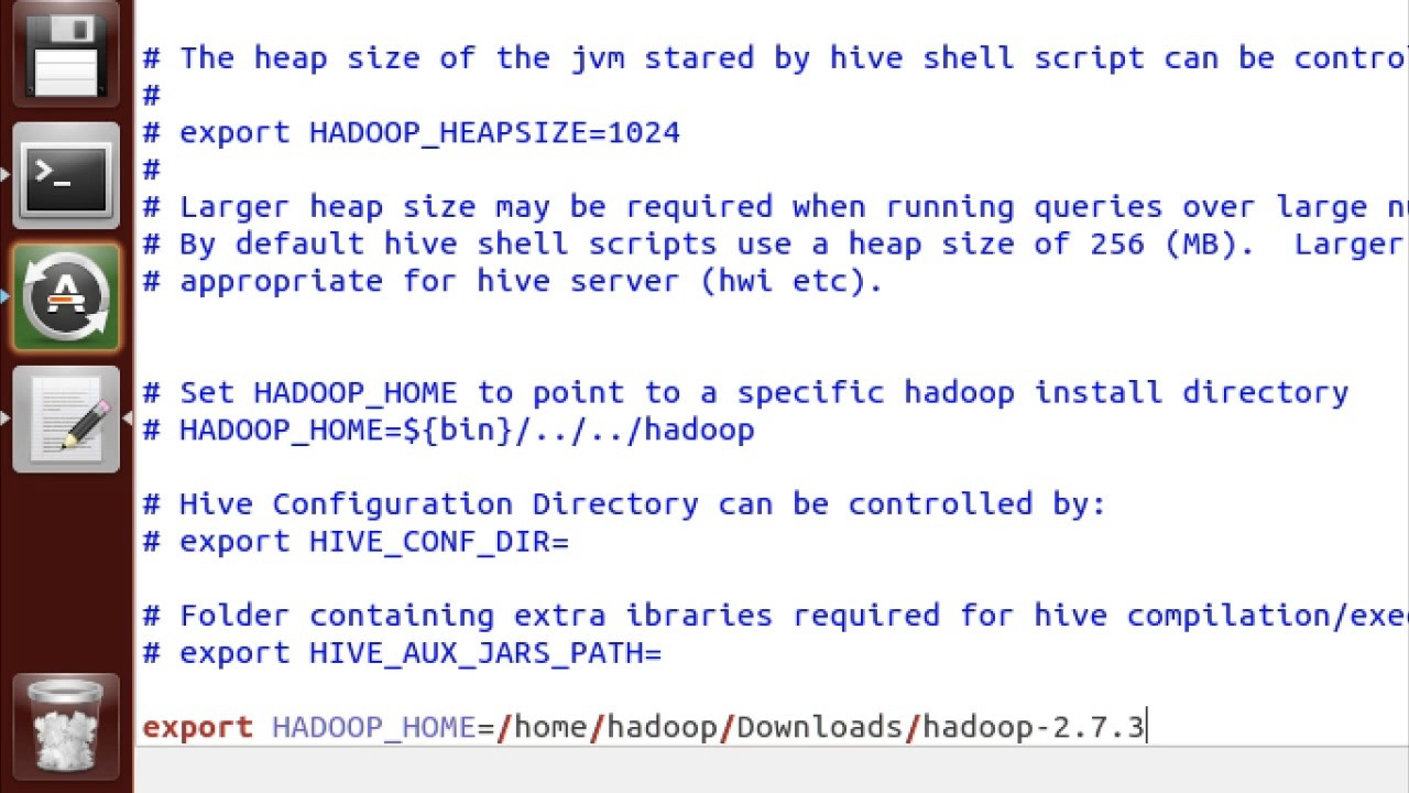 Hindi   Hive 2 1 1 installation on Ubuntu and Configuring