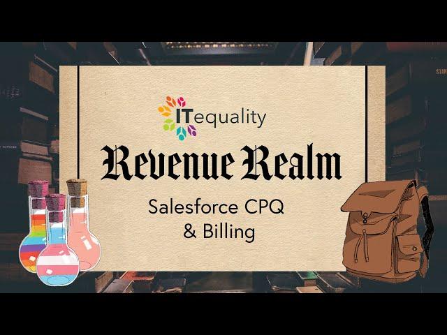 Configuration Rules for Bundles - Salesforce CPQ & Billing Tutorial: Revenue Realm
