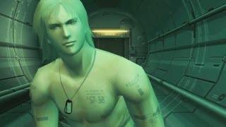 Metal Gear Solid 2 HD - Raiden