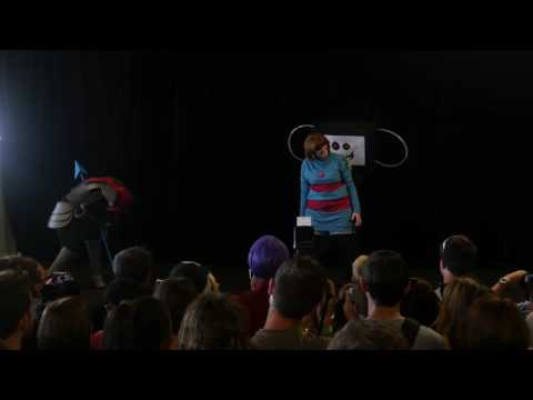 related image - Animasia 2016 - Défilé Cosplay Dimanche - 24 - Undertale