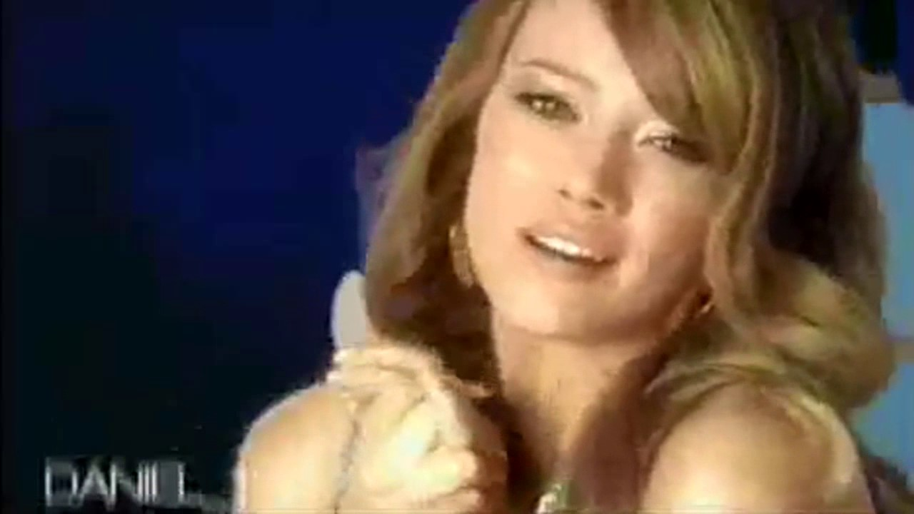 Hilary Duff - Disney Mobile Commercial 3 - A Dream Is A ... A Dream Is A Wish Your Heart Makes Hd