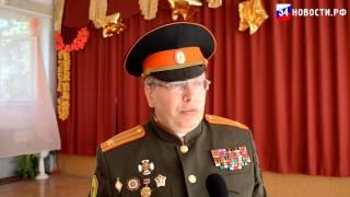 Депутат не забывает свою школу. День знаний в школе №7 Новосибирска