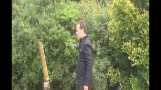 Musashi-Bamboo-Katana-testing-video.wmv