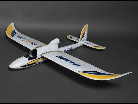 Bixler 1.1 Update: Did the Bixler 2 Tailplane & Fin Fit?