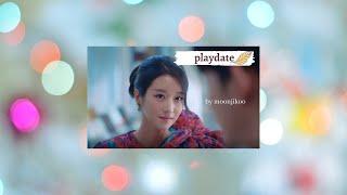 seo ye-ji - playdate