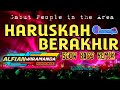 DJ Bantengan HARUSKAH BERAKHIR Slow Bass LAWAS PROJECT    dangdut lawas remix full bass viral 2021