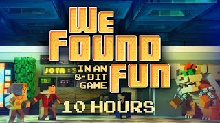 We Found Fun - 10 Hours - Minecraft Parody of We Found Love by Rihanna