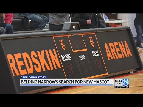 Belding Schools narrows search for new mascot