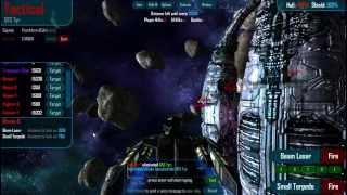 Quintet: A Team Spaceship game thingy