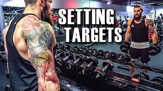 lean machine   ep 4 diet changes   macros for muscle gain   time to grow