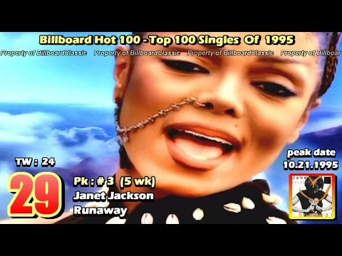 "1995 Billboard Hot 100 ""Year-End"" Top 100 Singles [1080p HD]"