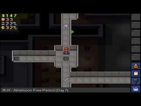 how to make a sturdy shovel in the escapists
