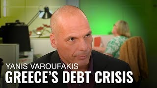 Greece's Former Finance Minister on How to Solve's Greece's Debt Crisis