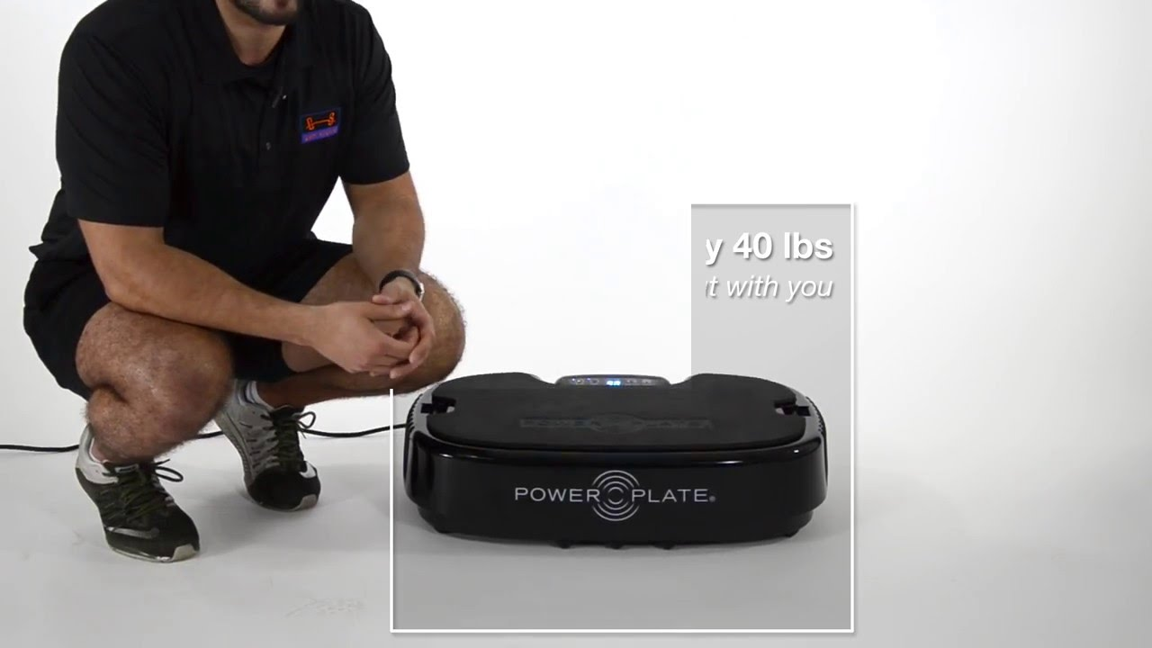Power Plate Workout