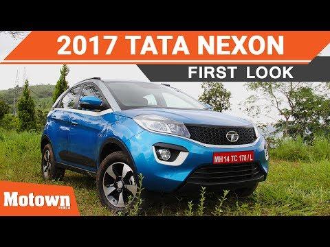 2017 Tata Nexon First Impressions