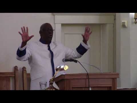 "Bishop Lindsay Jones ""The Death of a Dream: When God says No"" Part 1"