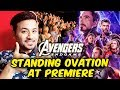 Avengers Endgame Receives STANDING OVATION At Premiere In LA